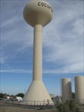 Image for Cocopah Water-Tower on the Cocopah Reservation - Yuma County, Arizona
