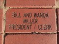 Image for Augustus Haven Park Engraved Bricks - Bloomingdale, Michigan