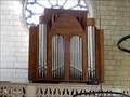 Image for Orgue Collegiale Notre Dame - Montreuil Bellay, France