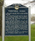 Image for Territorial Church