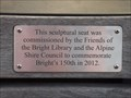 Image for Free Library Seats - 150 yrs - Bright, Victoria, Australia