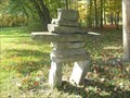 Image for Milton Heights Campground Inukshuk #1 - Milton, Ontario