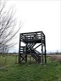 Image for Wachttoren van het natuurreservaat Paddepoel - Bunsbeek - Belgïe
