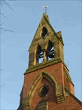 Image for Bell tower, All Saints Church, Wilden, Worcestershire, England