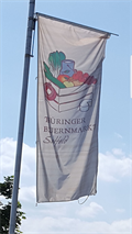 Image for Flag of Thüringer Bauernmarkt Saalfeld - Saalfeld/ Thüringen/ Deutschland