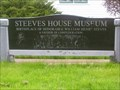 Image for Steeves House Museum
