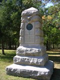 Image for 31st Regiment Indiana Infantry Monument ~ Chickamauga GA.