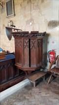 Image for Pulpit - All Saints - Bradley, Derbyshire, UK