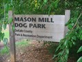 Image for Mason Mill Dog Park