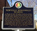 Image for Newville Rosenwald School - Newville, AL