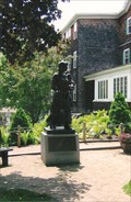 Image for Molly Stark Statue - Wlmington, VT