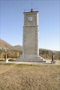 Image for L'horloge de la ville- Aspres sur Buech- Hautes-Alpes- PACA- France