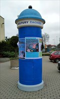 Image for Advertising Column of Community Centre Zacisze - Warsaw, Poland