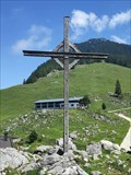 Image for Christian cross - Ritzaualm, Tyrol, Austria