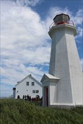 Image for Phare/Lighthouse - Île aux Perroquets, Québec