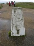 Image for Triangulation Pillar - Warren Hill, Hengistbury Head, Christchurch, Dorset