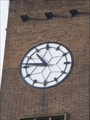 Image for Crewe Town Clock - Crewe, Cheshire East, England, UK.