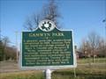 Image for Gamwyn Park - Greenville, Mississippi