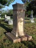 Image for Letot-Mullen Sundial - Letot Cemetery - Dallas, TX