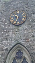 Image for Church Clock - Church of the Holy Cross, Ilam-Moor Lane, Ilam, Staffordshire. DE6 2AZ