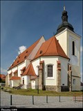 Image for Kostel Sv. Jiljí / Church of St. Giles - Vlašim (Central Bohemia)