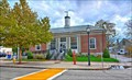 Image for U. S. Post Office - Whitinsville Branch - Whitinsville Historic District   Northbridge MA