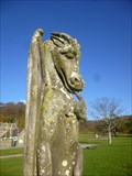 Image for Wooden Dragon - Margam Country Park, Wales, Great Britain.