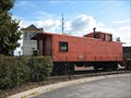 Image for Milwaukee Railroad caboose - Franklin Park, IL