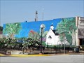 Image for Plyler Memorial Park Mural - Rusk, TX
