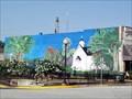 Image for Plyler Memorial Park Mural - Rusk, TX