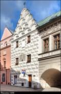 Image for Dum Albrechta pekare / House of Albrecht, the Baker - Tábor (South Bohemia)