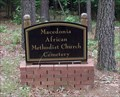 Image for Macedonia African Methodist Church Cemetery, Duluth, GA