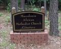 Image for Macedonia African Methodist Church Cemetery, Duluth, GA