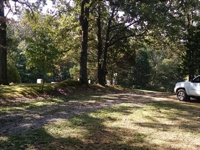 Pettit Cemetery, by MountainWoods