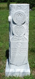 Image for Woodmen of the World - Edgar Duncan - Bethel Cemetery, Farmer's Exchange, TN
