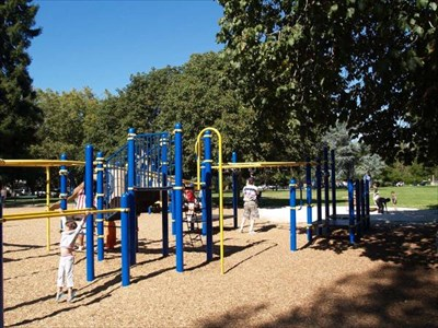 Rinconada Park Palo Alto Ca Public Playgrounds On