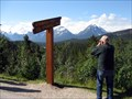 Image for David Thompson Memorial Scenic Look-Out, Jasper Natl Park, Alberta, Canada