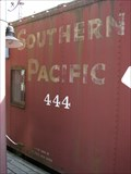 Image for Southern Pacific RR #444 - Coquille Oregon