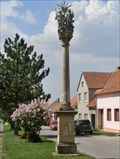 Image for The Holy Trinity Column - Perná, Czech Republic