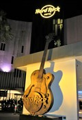 Image for Hard Rock Guitar - Batu Ferringhi, Penang, Malaysia.