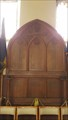 Image for Combined WWI / WWII memorial panelling - St Peter - Shaftesbury, Dorset