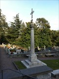 Image for Column in the Cemetery - Minusio, TI, Switzerland