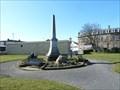 Image for James Abram & George Greenall Memorial - Fleetwood, UK