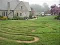 Image for Lake Junaluska Memorial Chapel Labyrinth