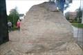 Image for Jelling stones, Jelling, Denmark