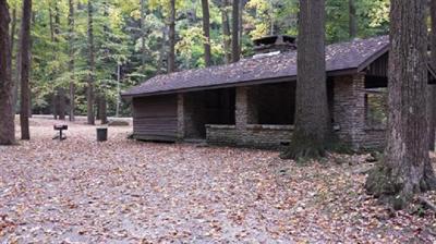 View Waymark Gallery. Cabin No. 5   Linn Run State Park ...
