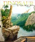 Image for Eccles Dinosaur Park Mural - Ogden, Utah USA