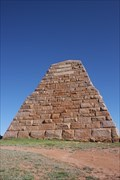 Image for Oakes and Oliver Ames Monument-- near Buford WY