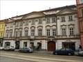 Image for Harrachovský palác (Goldbergovský dum) - Praha-Nové Mesto, CZ