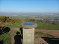 Image for Mersey View Toposcope, Overton Hill, Frodsham, Cheshire, England